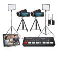 索尼/SONY HDR-CX405摄像机直播设备全套多功能电商直播精选套装 30倍变焦 两机位直播套装