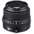 富士/FUJIFILM GF63mm F2.8 R WR 中画幅标准定焦镜头 G卡口